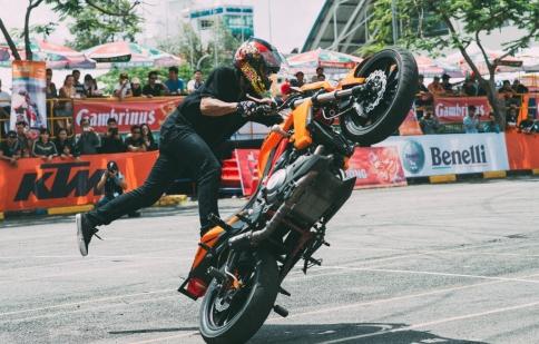 Vietnam Motorbike Festival 2017 chuẩn bị khai cuộc