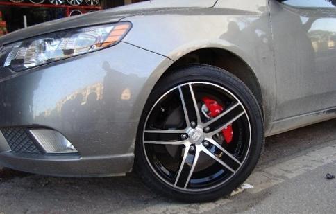 Cách nâng cấp lốp xe đi chơi ngày Tết