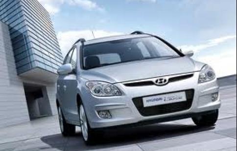 Toyota Altis hay Hyundai i30 CW