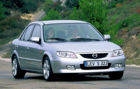 Xe Mazda khó vào, ra số