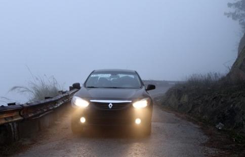 Trời lạnh, sương mù, lái xe cần lưu ý điều gì?