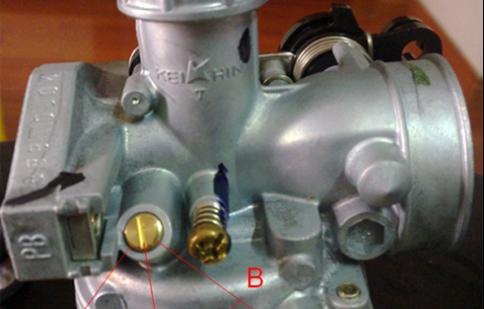 Chỉnh chế hòa khí xe máy đúng cách