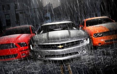 An toàn trong mưa