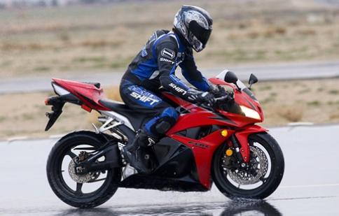 Kỹ năng trả số khi lái môtô