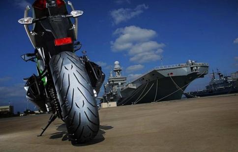 Bạn biết gì về lốp mô tô?