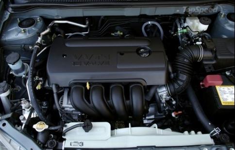 Tư vấn: Toyota Corolla hỏng hệ thống nhiên liệu
