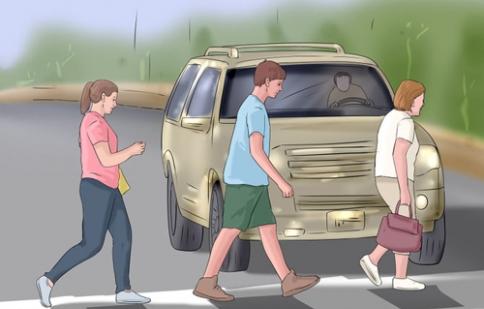 Kỹ năng tài xế cần biết khi gặp đèn đỏ