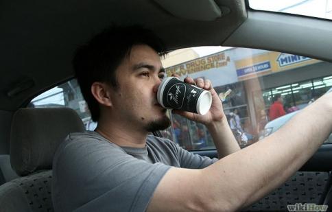 Làm thế nào để tỉnh táo khi lái xe?