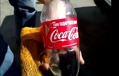 Dùng Coca Cola đánh bay các vết gỉ sét trên ô tô