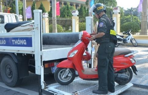Khi nào CSGT được quyền tạm giữ phương tiện người vi phạm?