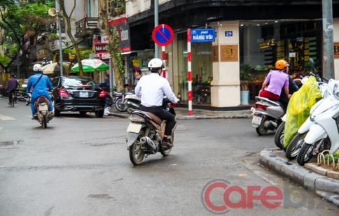 7 thói quen xấu nguy hiểm người Việt mắc phải khi đi xe máy