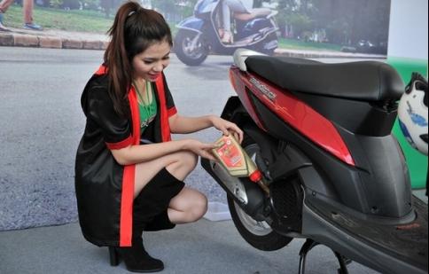 Những lưu ý khi sử dụng dầu nhớt xe máy
