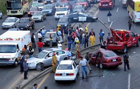 """Những việc làm """"khôn ngoan"""" khi gặp phải tai nạn"""