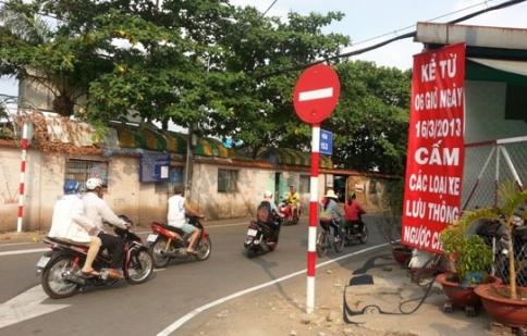 Những biển báo giao thông cần đặc biệt lưu ý