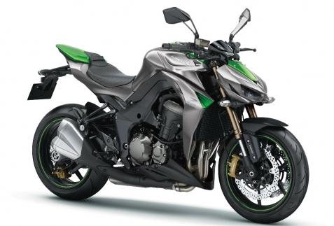 Soi chi tiết Kawasaki Z1000 2014 sắp về Việt Nam
