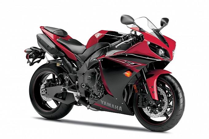 YZF-R1 2013 - Chiếc motor hàng đầu của Yamaha càng trở nên ...