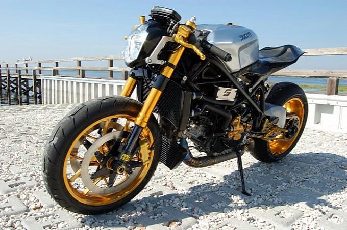 Ducati 1098 lột xác hoàn toàn