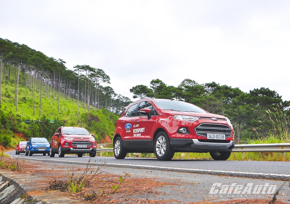 Ford Ranger và EcoSport: gà đẻ trứng vàng của hãng Ford năm 2016 2