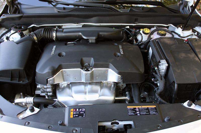 Chevrolet Malibu 2014 hoàn thiện hơn sau nâng cấp