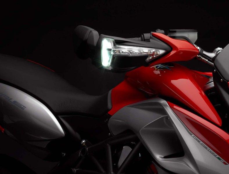 MV Agusta Rivale 800cc: Thiết kế đậm chất Ý