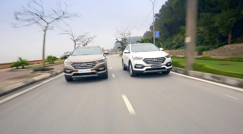 Những ưu điểm nổi bật của Hyundai SantaFe 2016 để bạn chọn mua 2
