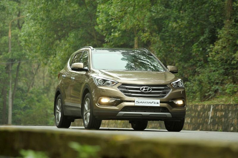 Những ưu điểm nổi bật của Hyundai SantaFe 2016 để bạn chọn mua 4