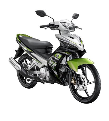 Yamaha Exciter 2013 có tới 7 màu sắc mới, kết hợp với