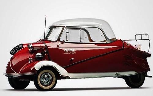 Những mẫu ôtô tí hon đẹp nhất thế giới 1