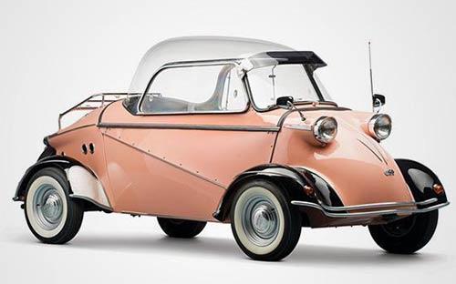 Những mẫu ôtô tí hon đẹp nhất thế giới 2