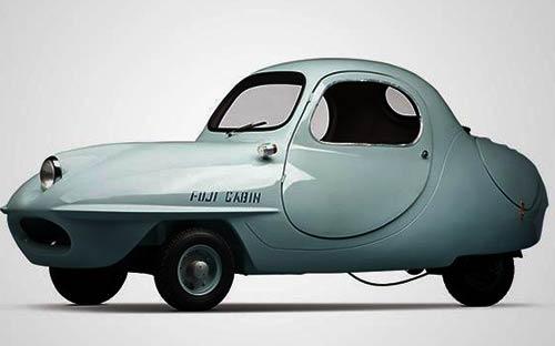 Những mẫu ôtô tí hon đẹp nhất thế giới 4