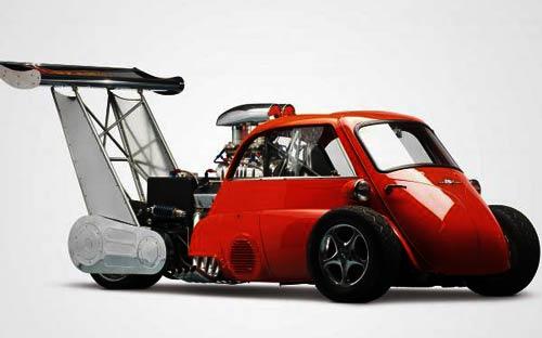 Những mẫu ôtô tí hon đẹp nhất thế giới 6