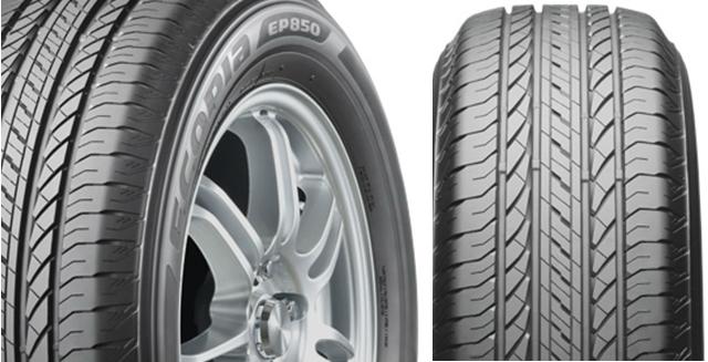 Bridgestone ra mắt dòng lốp xe giúp tiết kiệm xăng