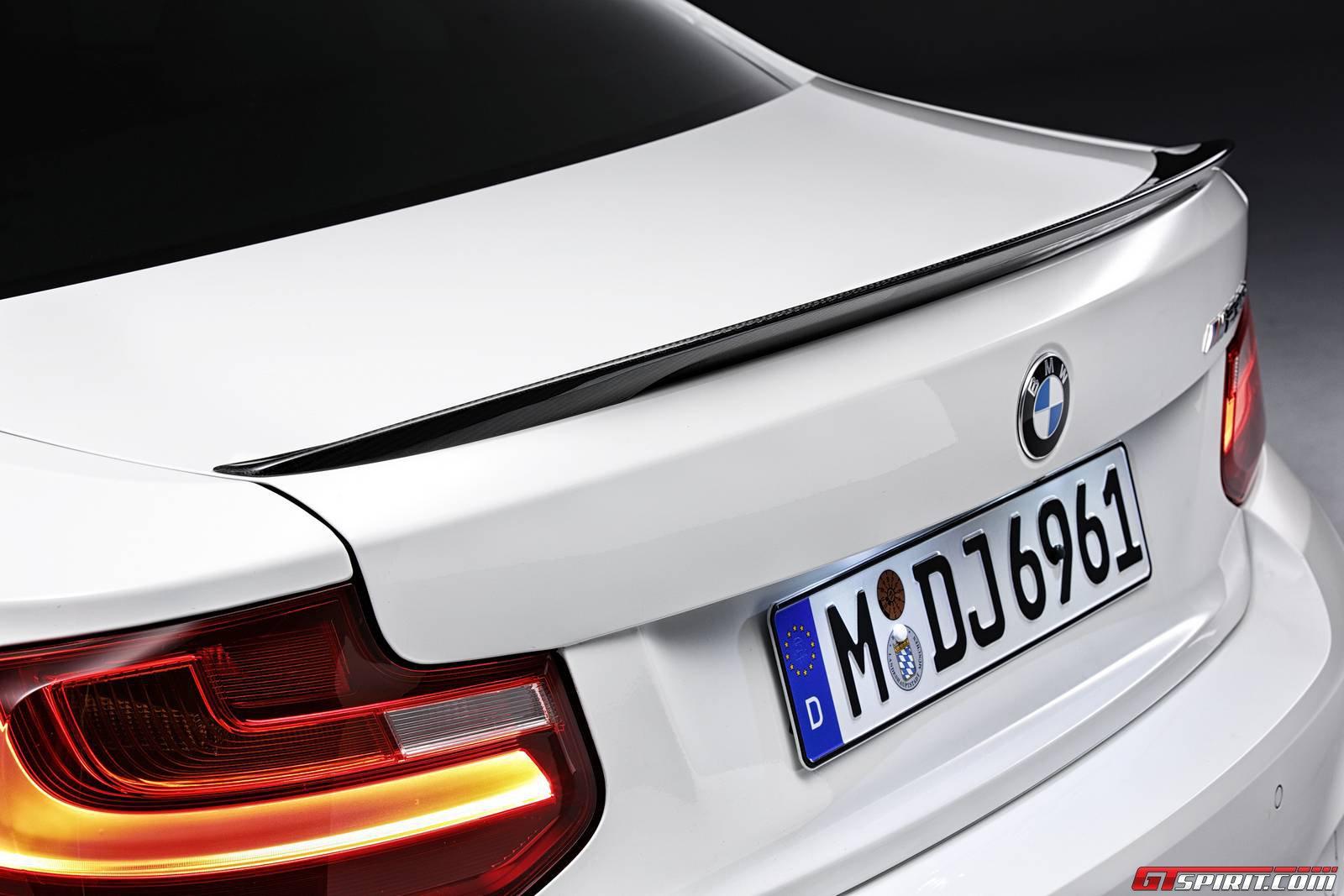 BMW giới thiệu gói hiệu suất 2-Series Coupe M mới