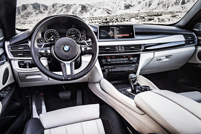 BMW X6 2015 chính thức ra mắt