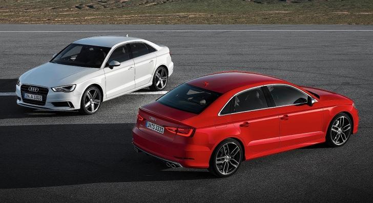 Audi A3 2015 cướp khách hàng từ tay Toyota và Honda