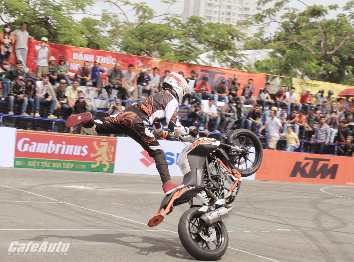 Vietnam Motorbike Festival 2014 khai màn đầy ấn tượng