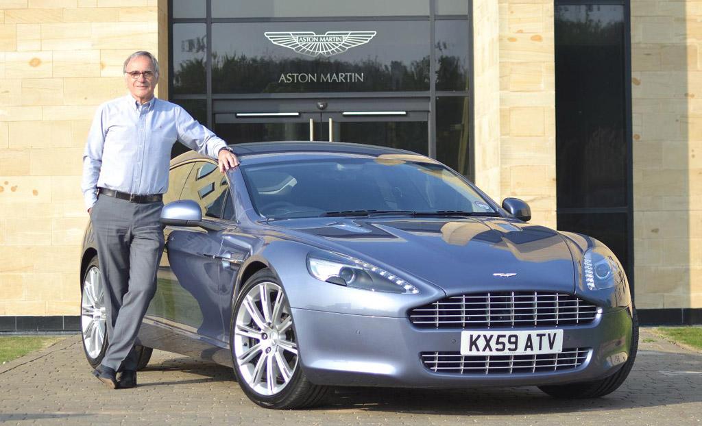 Ông Ulrich Bez – cựu CEO nổi tiếng của Aston Martin