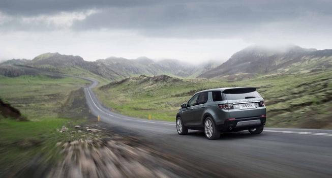 Sau rò rỉ Land Rover Discovery Sport 2015 lộ diện hoàn toàn