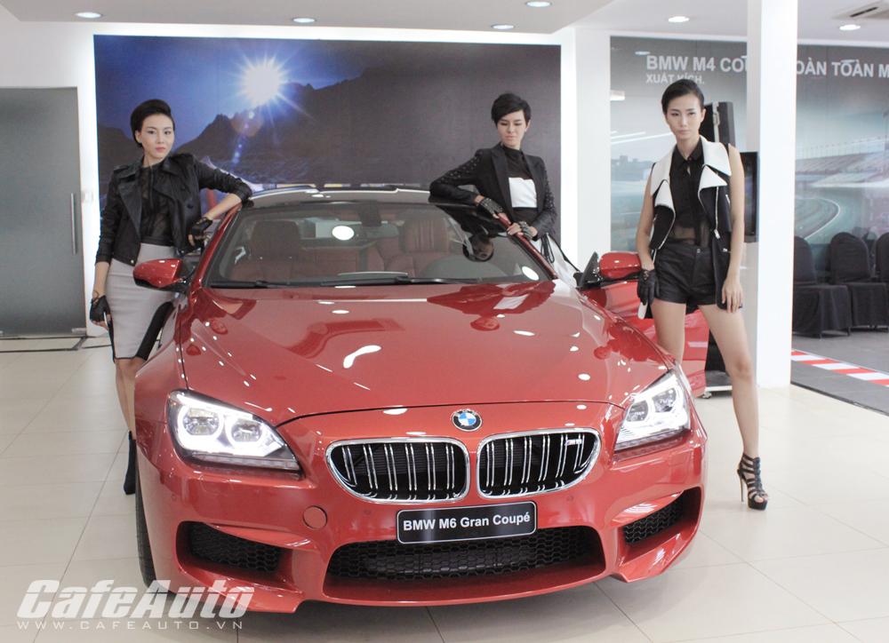 Khai trương showroom BMW M & IndivIdual đầu tiên tại Việt Nam