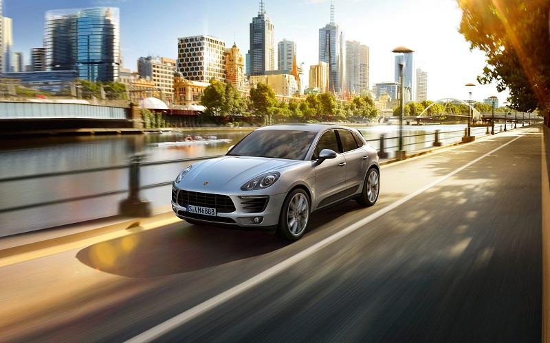 Giá bán Porsche Macan tại Việt Nam rẻ hơn dự kiến