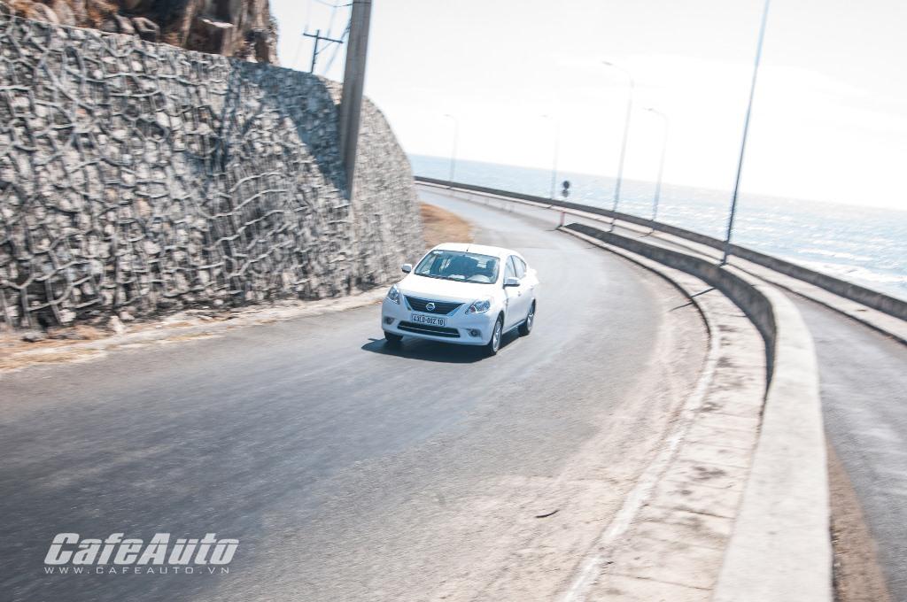 Trải nghiệm Nissan Sunny: Đơn giản và thoải mái