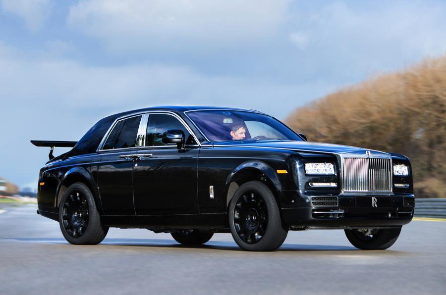 Lộ diện SUV siêu sang Rolls-Royce Cullinan