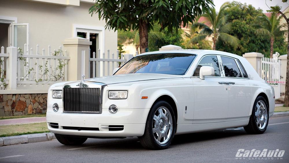Khám phá sự tinh xảo, sang trọng của Rolls-Royce Phantom