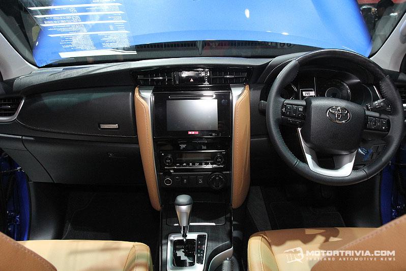 Xe Toyota Fortuner 2016 sẽ được trình làng tại Ấn Độ vào cuối năm nay 3