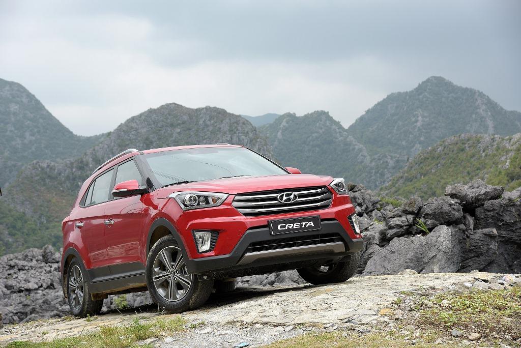 Lộ hình ảnh Hyundai Creta chạy thử ở Brazil 2