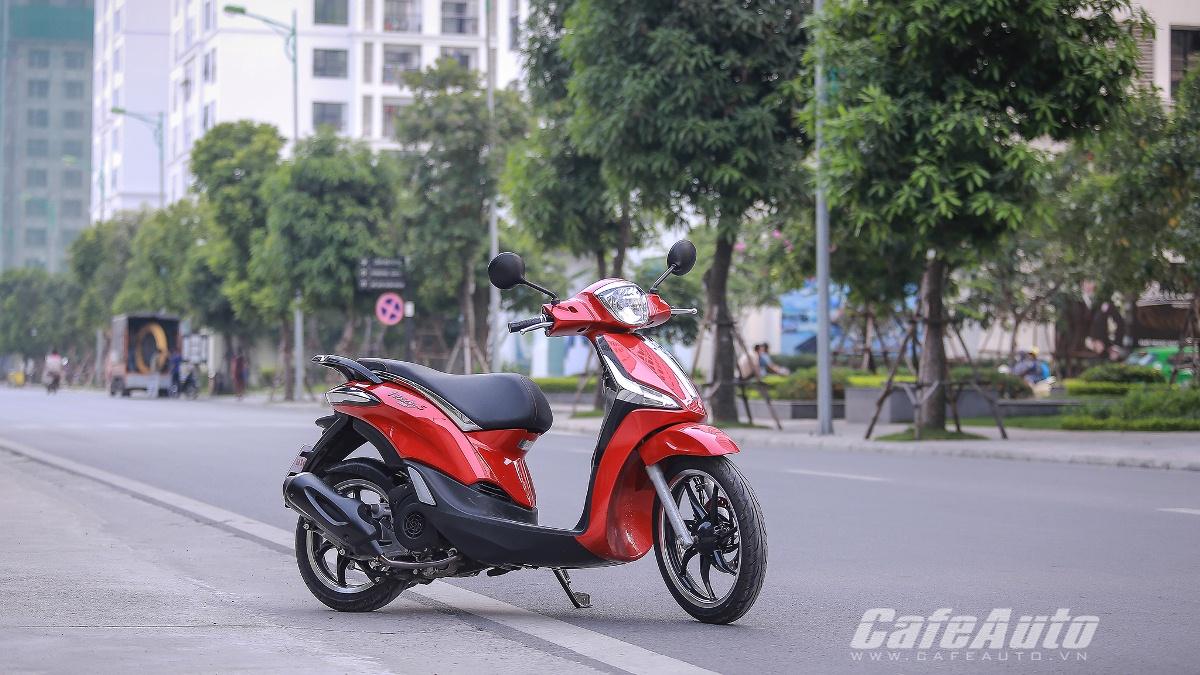 Trải nghiệm Piaggio Liberty ABS: Scooter ABS rẻ nhất trên thị trường