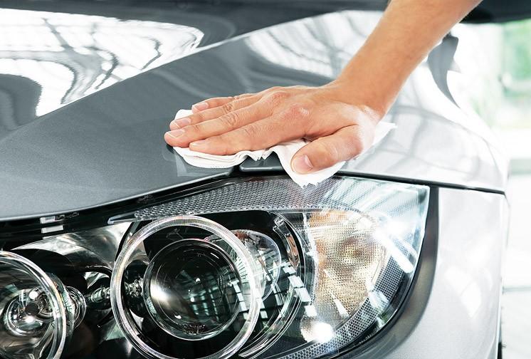 Chăm sóc đèn pha ô tô đúng cách