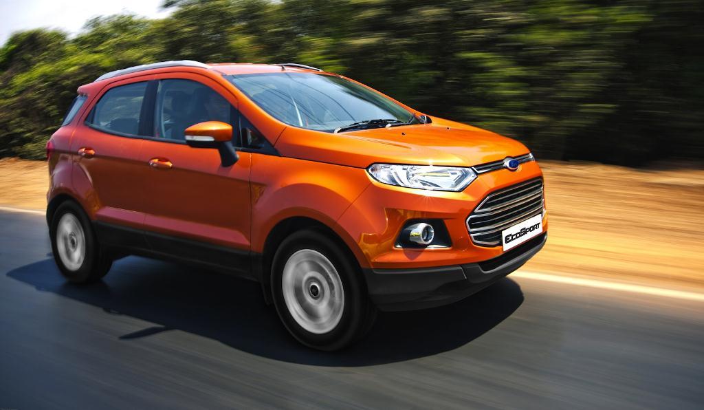 Ford triệu hồi 728 chiếc EcoSport tại Việt Nam