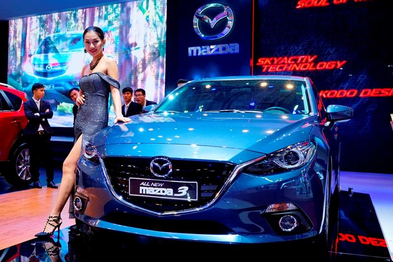 Thaco tiếp tục ưu đãi giá lớn cho Mazda 3 và Mazda 6