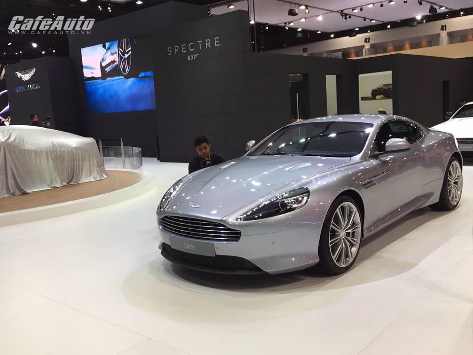 Xem trước dàn xe hấp dẫn tại Bangkok Motor Show 2016 - ảnh 5